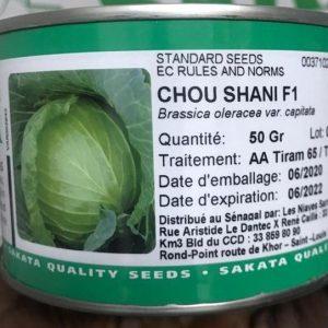 CHOU SHANI F1